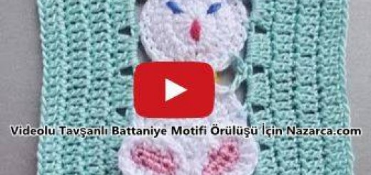 videolu-tig-isi-tavsanli-battaniye-motifi-orme