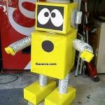 en-guzel-karton-robot-calismalari