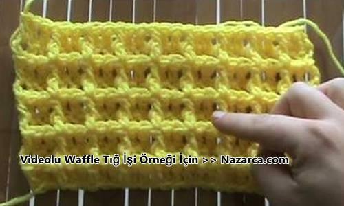 waffle-tig-isi-battaniye-ornegi