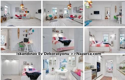iskandinav-ev-dekorasyonu