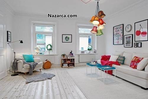 iskandinav-ev-dekoru-salonu