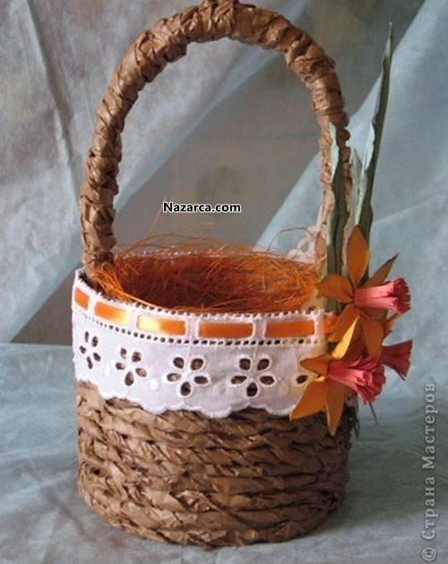 oluklu-kartondan-sapli-dekoratif-sepet-yapilisi-1