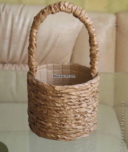 oluklu-kartondan-sapli-dekoratif-sepet-yapilisi-7