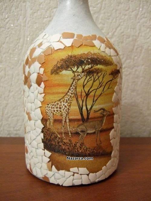 yumurta-kabuklarindan-sise-uzerine-dekupaj-dekor-1