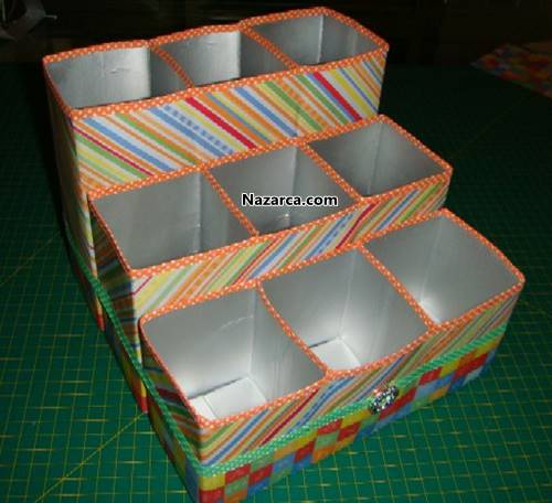 sut-kutularindan-uclu-organizer-kalemlik-yapimi-16