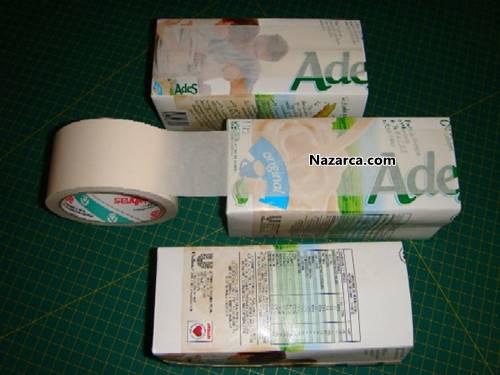 sut-kutularindan-uclu-organizer-kalemlik-yapimi-6