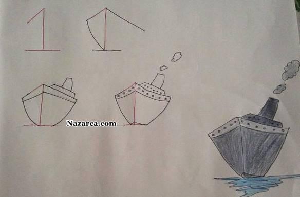 1-den-nasil-gemi-ciziliyor