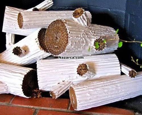 Oluklu-kartondan-dekor-amacli-odunlar-5