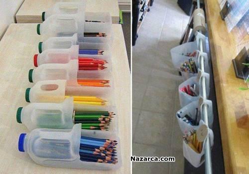 ana-okullari-icin-bidondan-sevimli-kalemlikler