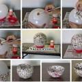 balon-ve-kagitla-yapilan-dekoratif-kase