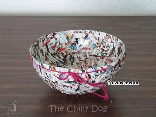 balon-ve-kagitla-yapilan-dekoratif-kase-9