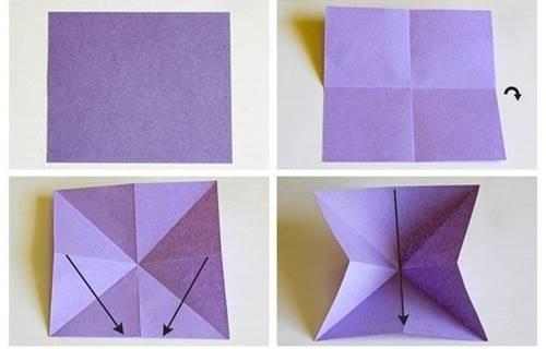 fon-kartonundan-3d-origami-kelebek-1