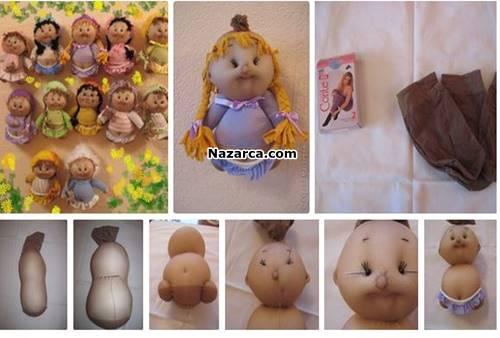 ince-bayan-corabi-ile-sevimli-oyuncak-bebekler