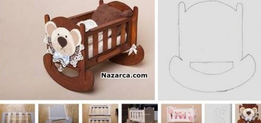 karton-ve-hobi-cubuklarindan-oyuncak-besik