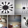 mutfak-icin-plastik-kasiklardan-dekoratif-saat-yapilisi