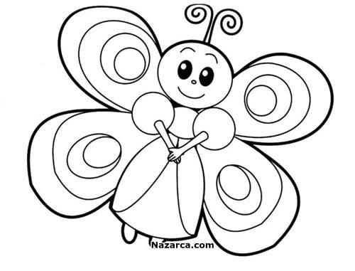Cocuklar-icin-boyama-sayfalari-kelebek