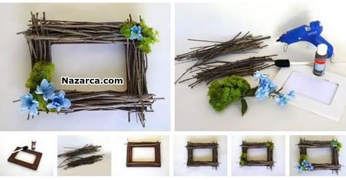 agac-dallarından-cirpilardan-fotograf-cercevesi-dekoru