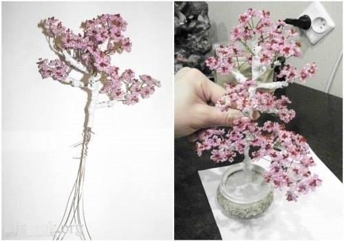 boncukla-yapilan-pembe-dekoratif-agac-yapilisi-5