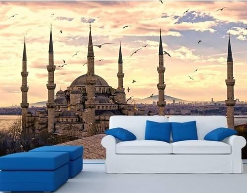 istanbul-sultan-ahmet-camisi-duvar-kagidi-posteri