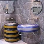 lastik-tekerden-lavabo
