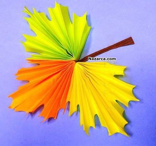 renkli-a4-kagidindan-agac-yapragi-yapimi-8