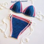 kirmizi-mavi-beyaz-kenar-dantelli-orgu-bikini