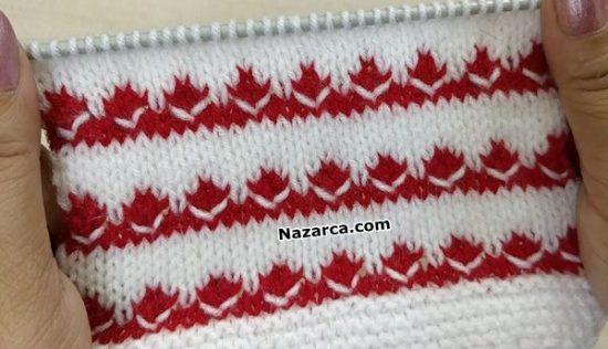 Beautiful-Rosebud-Knitted-Pattern-for-Kids