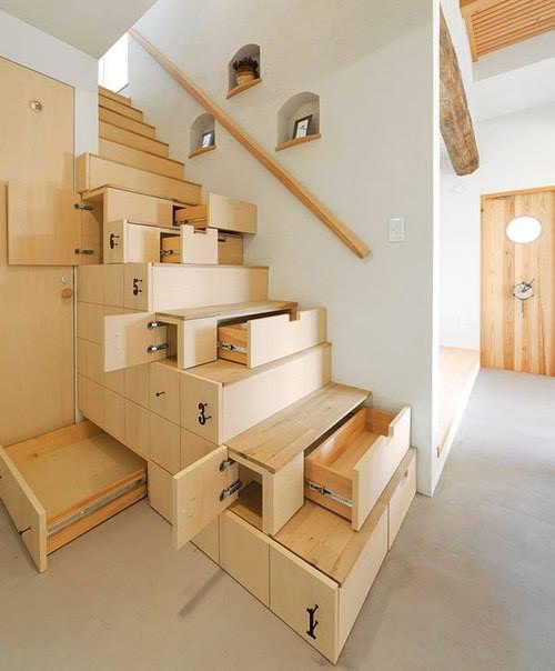 Kompakt-merdivenler