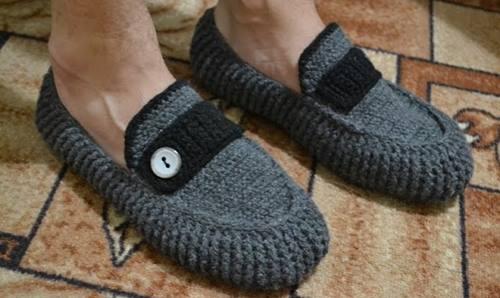 Örgü Ayakkabı Modeli Yapılışı Türkçe Anlatımlı Videolu