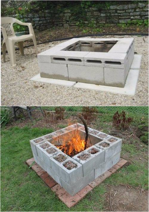 beton-briket-ile-pratik-kolay-bahceye-ates-cukuru