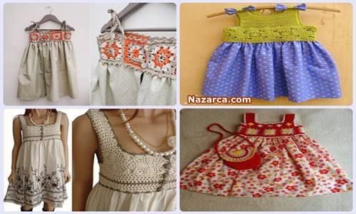 yari-orgu-yari-kumas-kiz-cocuk-elbise-modelleri