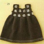 Baby-Dress-free-crochet-pattern