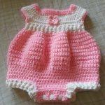 crochet-romper