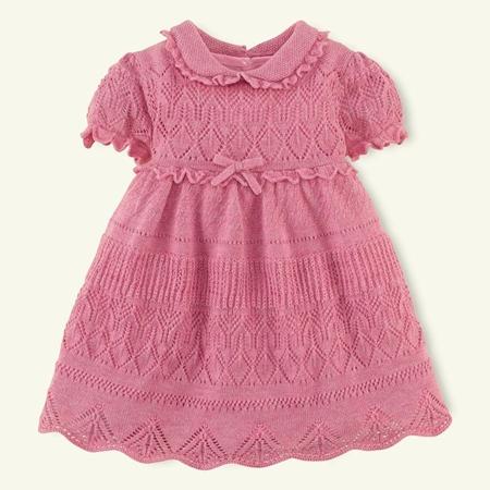 pembe-orgu-yakali-bebek-elbisesi