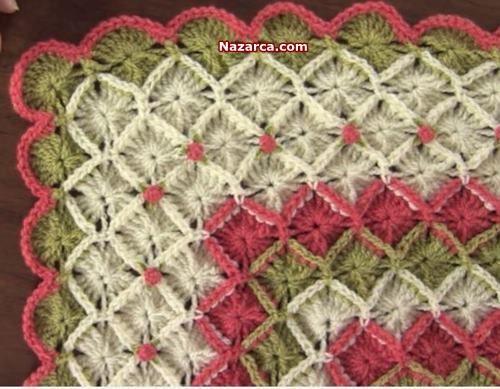 tig-isi-kareli-battaniye-modeli-renkli
