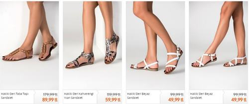 trendyol-kadin-sandalet-modelleri