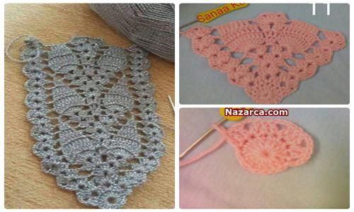 CROCHET STİTCH PATTERN