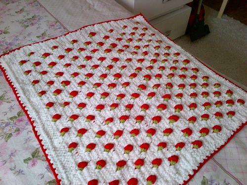 tigla-cilekli-battaniye