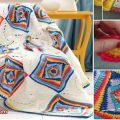 Afgan-isi-kare-battaniye-yapilisi