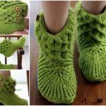 Crocodile-Stitch-Boots