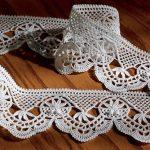 Lace-crochet