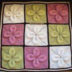 4-yaprakli-orguden-bebek-battaniye-modeli