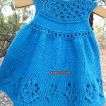 mavi-orgu-bebek-elbise-modeli