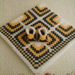 renkli-trabzanli-bebek-battaniye