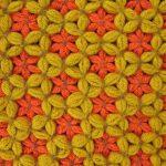 turuncu-cicekli-orgu-mootif