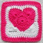 kalpli-kiz-bebek-battaniye-motifi