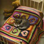 orgude-kalp-desenleri-battaniye