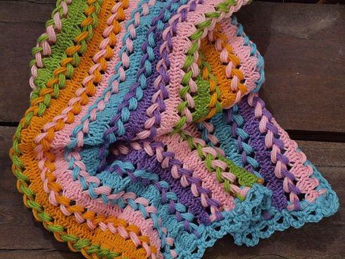 firkete-renkli-yeni-battaniye-modeli