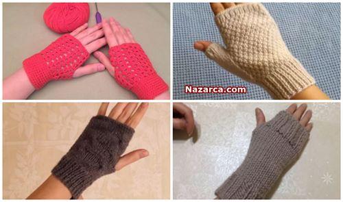 orgu-parmaksiz-yarim-kadin-eldivenleri