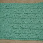 Sweet-Cables-Baby-Blanket